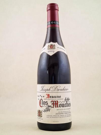 "Joseph Drouhin - Beaune 1er cru ""Clos des Mouches"" 2003"