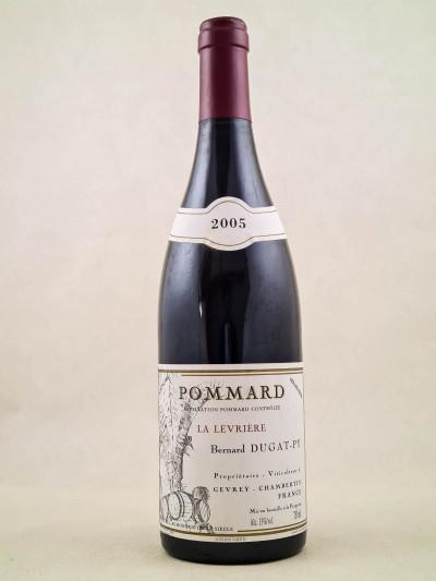 """Dugat Py - Pommard """"La Levrière"""" 2005"""