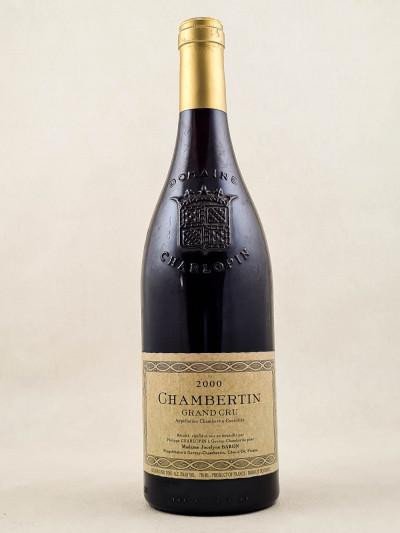 Charlopin - Chambertin 2000