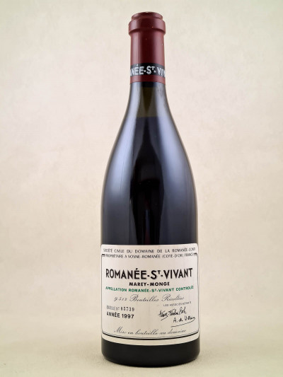 Romanée Conti - Romanée Saint Vivant 1997