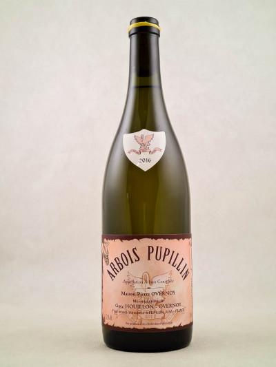 Overnoy - Arbois Pupillin blanc Savagnin 2016