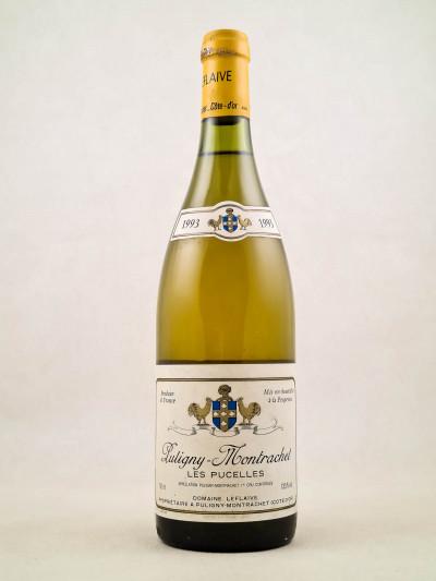 "Leflaive - Puligny Montrachet 1er cru ""Pucelles"" 1993"