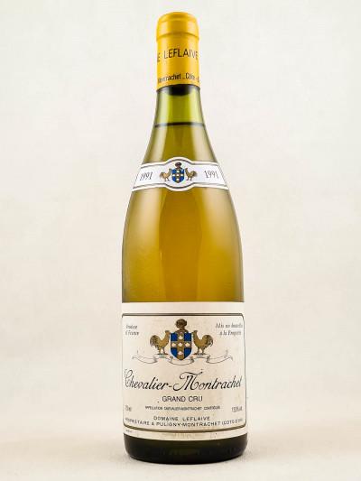 Leflaive - Chevalier Montrachet 1991