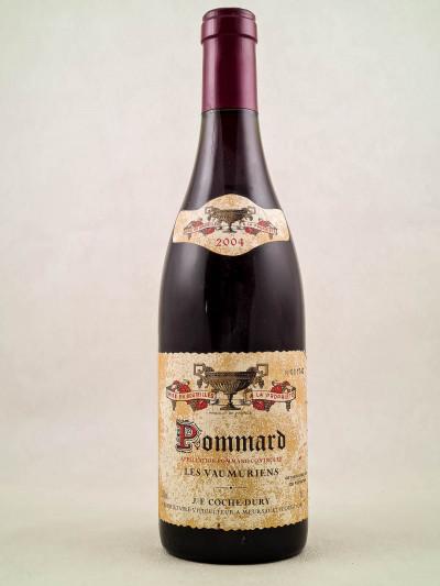 """Coche Dury - Pommard """"Vaumuriens"""" 2004"""