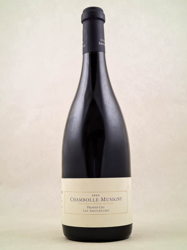"Amiot Servelle - Chambolle Musigny 1er cru ""Les Amoureuses"" 2005"