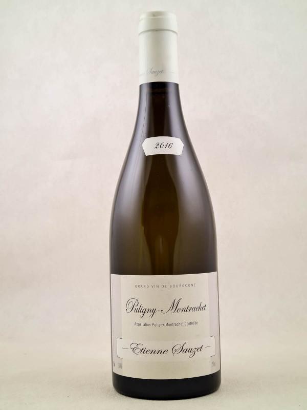 Etienne Sauzet - Puligny Montrachet 2016