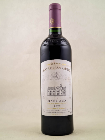 Lascombes - Margaux 2002