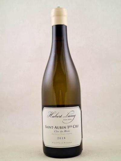 """Hubert Lamy - Saint Aubin 1er cru """"Clos du Meix"""" 2018"""