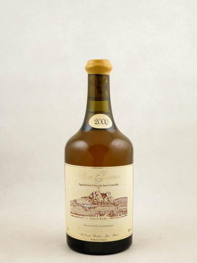 Ganevat - Côtes du Jura Vin Jaune 2000