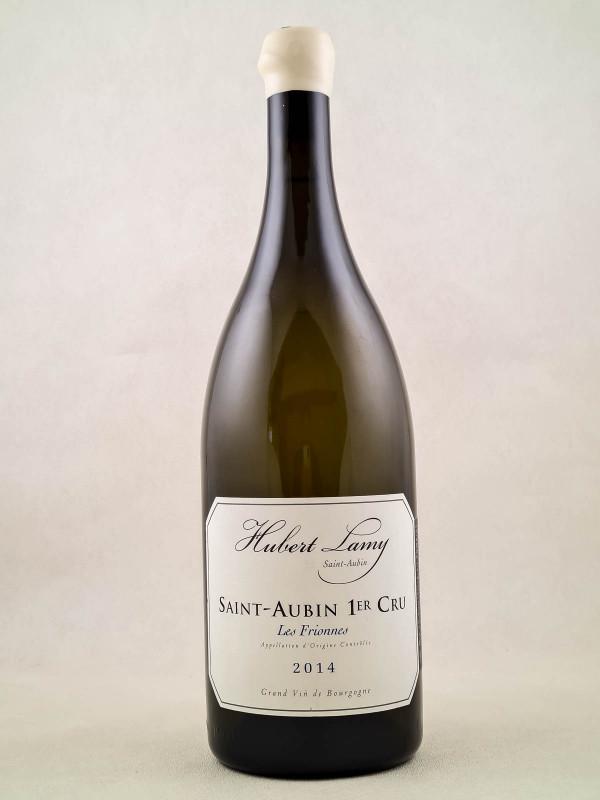 "Hubert Lamy - Saint Aubin 1er cru ""Les Frionnes"" 2014"