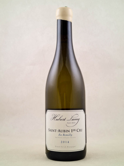 "Hubert Lamy - Saint Aubin 1er cru ""En Remilly"" 2014"