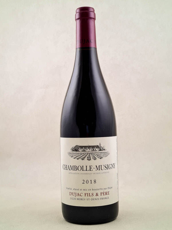 Dujac Père & Fils - Chambolle Musigny 2018