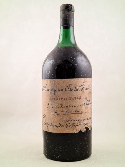 Gélas - Armagnac Extra Fine 1904 250cl