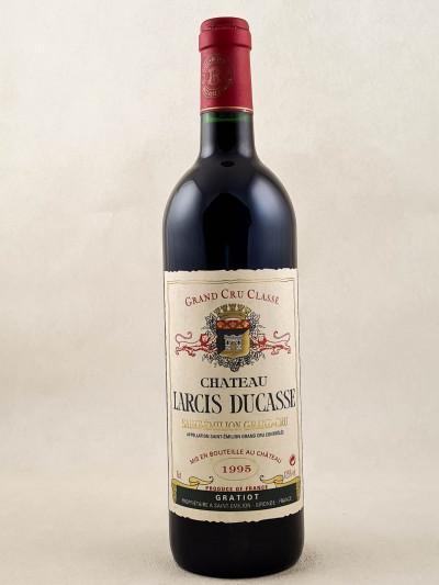 Larcis Ducasse - Pauillac 1995