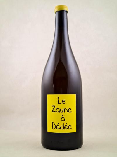 """Ganevat - Vin de France """"Le Zaune à Dédé"""" MAGNUM"""