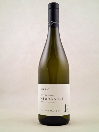 "Vincent Dancer - Meursault ""Corbins"" 2018"