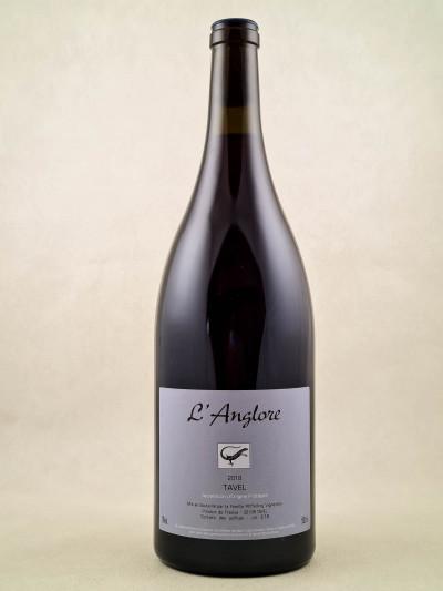 "L'Anglore - Vin de France ""Tavel"" 2018 MAGNUM"