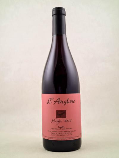 L'Anglore - Tavel Vintage 2016