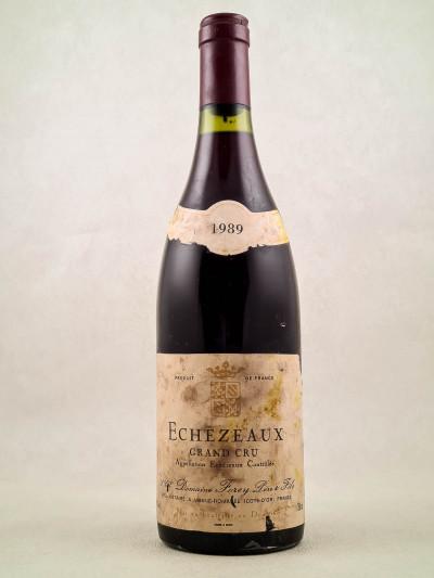 Forey - Echezeaux 1989