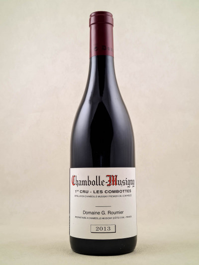 "Georges Roumier - Chambolle Musigny 1er cru ""Combottes"" 2013"