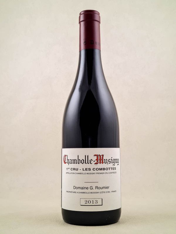 """Georges Roumier - Chambolle Musigny 1er cru """"Combottes"""" 2013"""