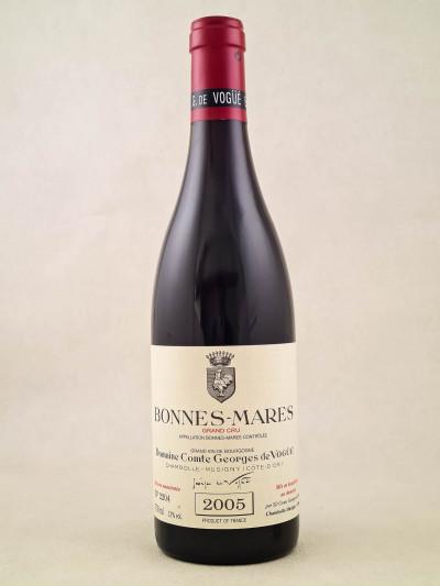 Comte de Vogué - Bonnes Mares 2005