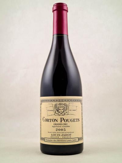 Louis Jadot - Corton Pougets 2005