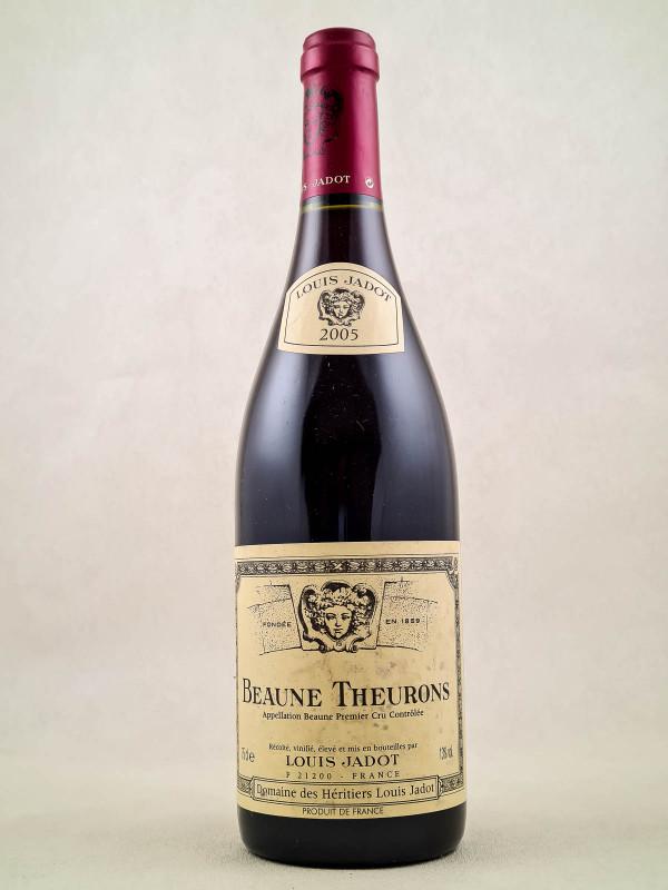 Louis Jadot - Beaune 1er cru Theurons 2005