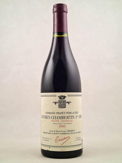 "Trapet - Gevrey Chambertin 1er cru ""Petite Chapelle"" 1993"