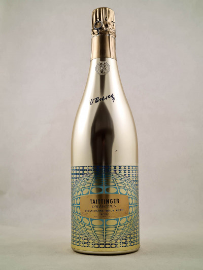 Taittinger - Collection Vasarelly 1978