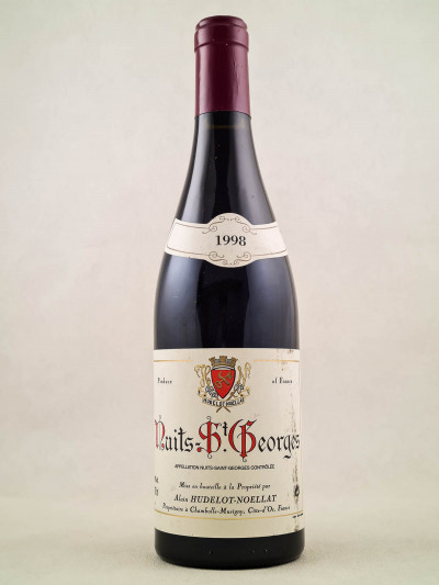 Hudelot Noellat - Nuits St Georges 1998