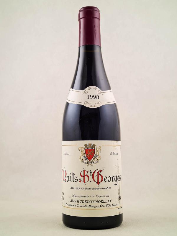 Hudelot Noellat - Nuits St Georges 1998