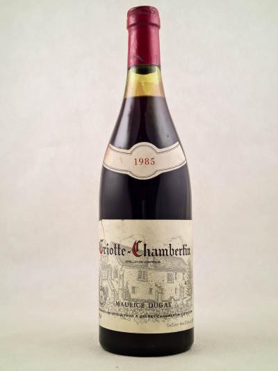 Claude Dugat - Griotte Chambertin 1985