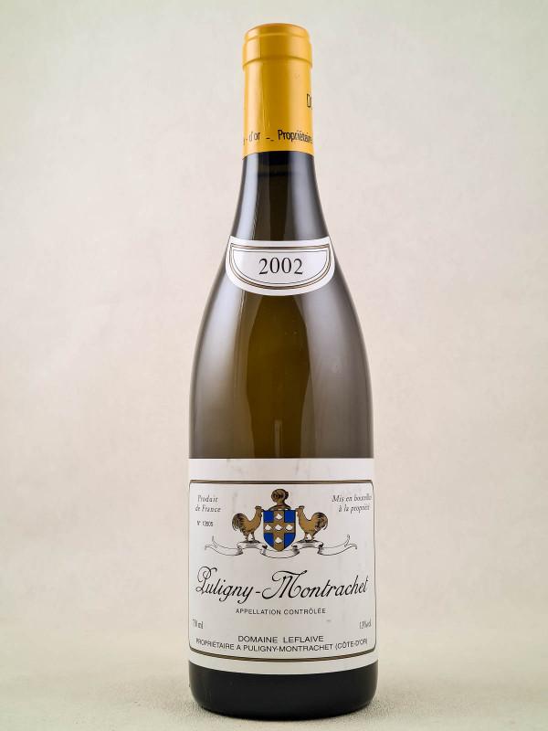 Leflaive - Puligny Montrachet 2002