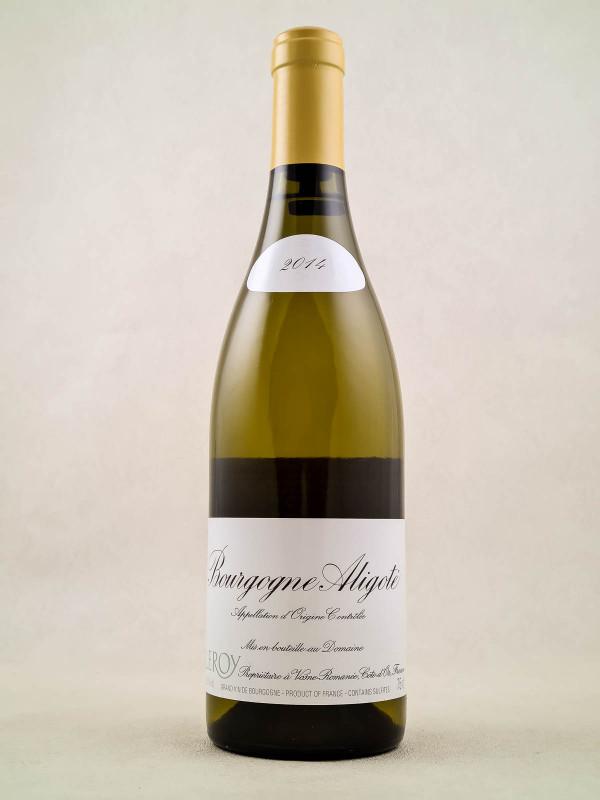 Leroy - Bourgogne Aligoté 2014