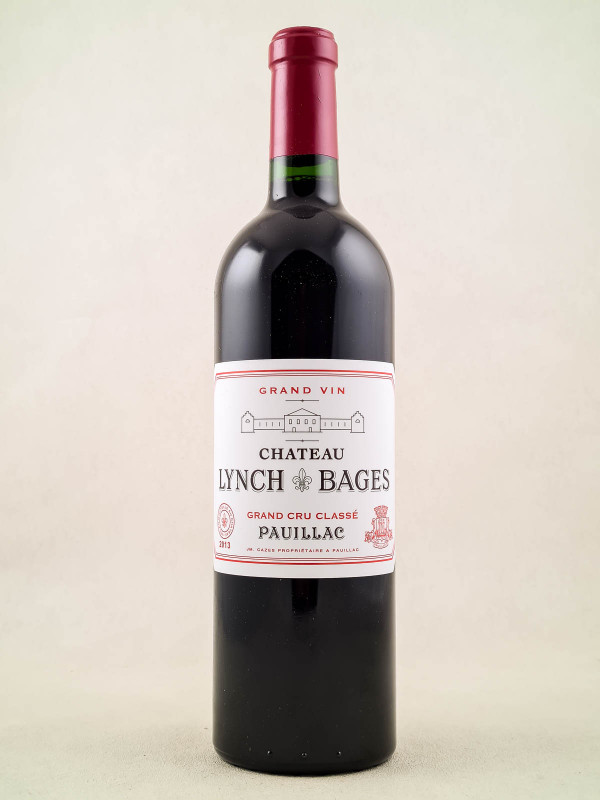 Lynch Bages - Pauillac 2013