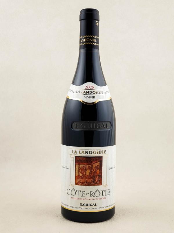 """Guigal - Côte Rôtie """"La Landonne"""" 2008"""