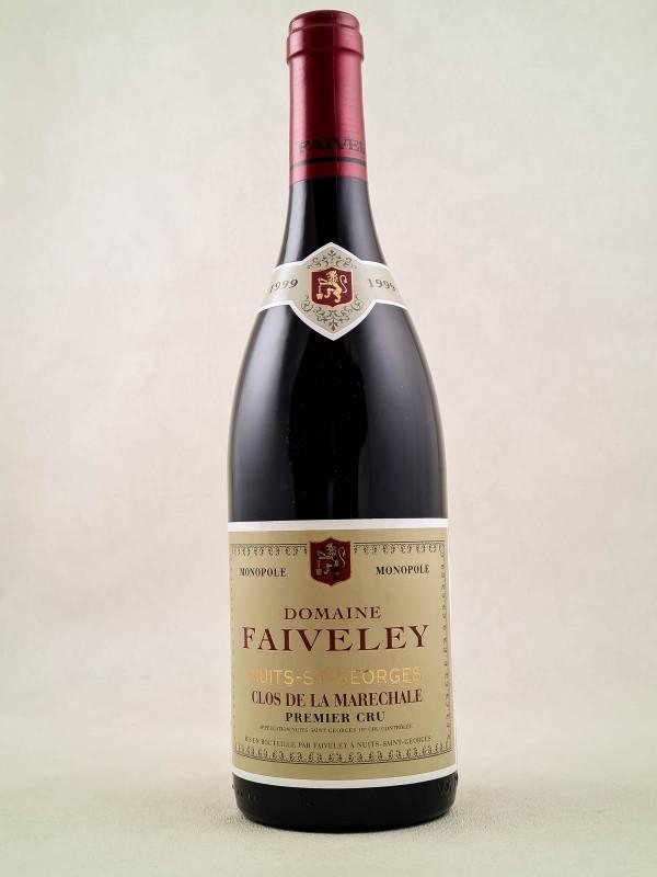 """Faiveley - Nuits Saint Georges 1er cru """"Clos de la Maréchale"""" 1999"""