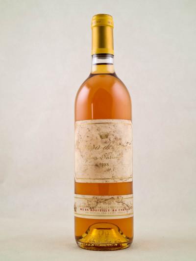 Yquem - Sauternes 1988