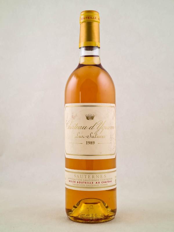 Yquem - Sauternes 1989