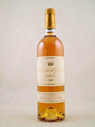 Yquem - Sauternes 2001