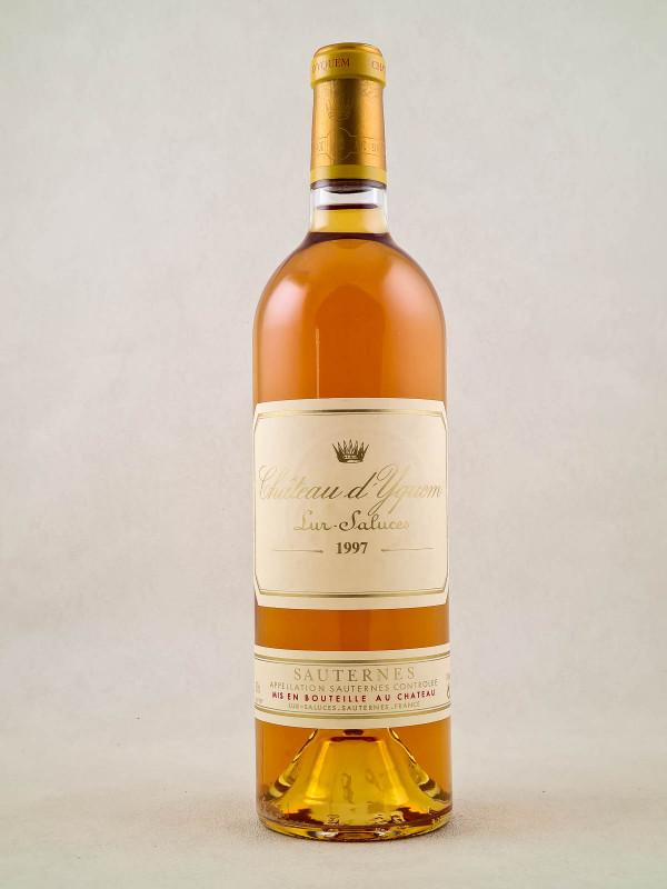 Yquem - Sauternes 1997