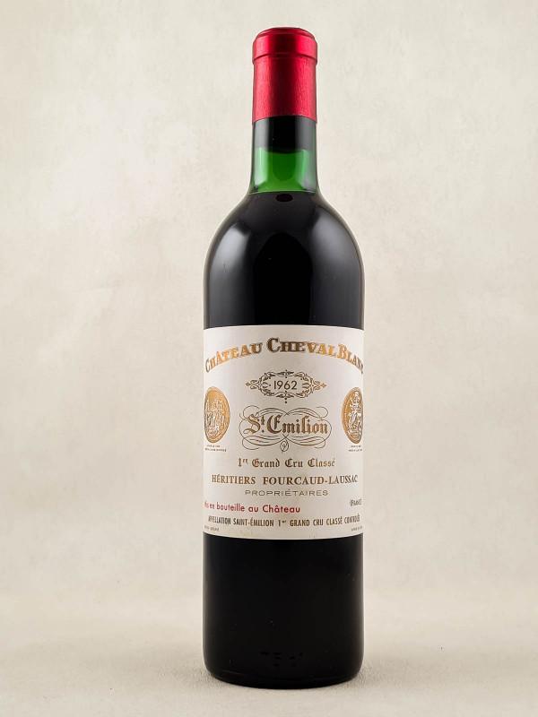 Cheval Blanc - Saint Emilion 1962