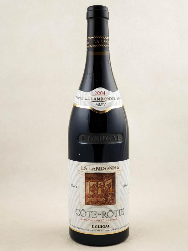 """Guigal - Côte Rôtie """"La Landonne"""" 2004"""