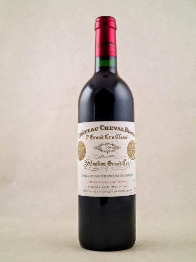 Cheval Blanc - Saint Emilion 1999