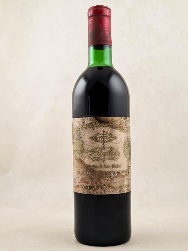 Cheval Blanc - Saint Emilion 1970