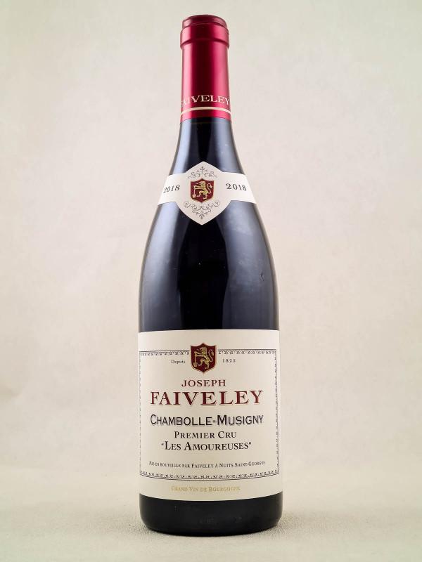 "Faiveley - Chambolle Musigny 1er cru ""Amoureuses"" 2018"