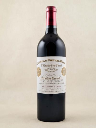 Cheval Blanc - Saint Emilion 2004