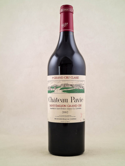Pavie - Saint Emilion 2002