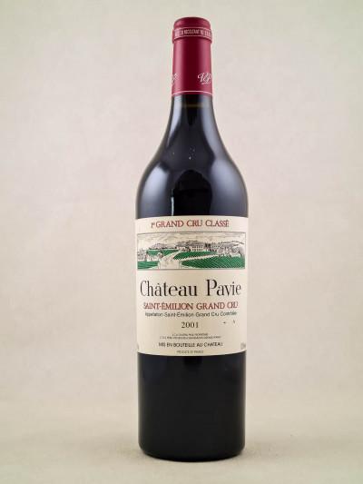 Pavie - Saint Emilion 2001